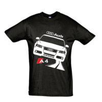 Μπλουζάκι με τύπωμα Audi A4 road