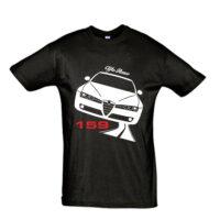 Μπλουζάκι με τύπωμα Alfa Romeo 159 Road