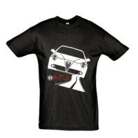 Μπλουζάκι με τύπωμα Alfa Romeo Mito Road