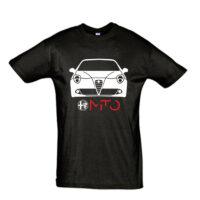Μπλουζάκι με τύπωμα Alfa Romeo Mito