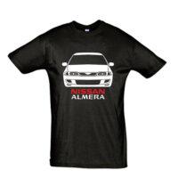 Μπλουζάκι με τύπωμα Nissan Almera