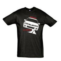 Μπλουζάκι με τύπωμα Nissan Almera Road