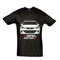 Μπλουζάκι με τύπωμα Opel Astra J