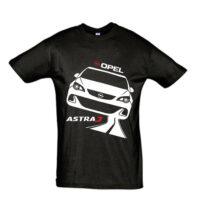 Μπλουζάκι με τύπωμα Opel Astra J road