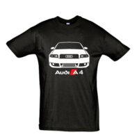 Μπλουζάκι με τύπωμα Audi A4 B6 Turbo