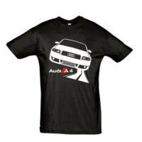 Μπλουζάκι με τύπωμα Audi A4 B6 Turbo Road