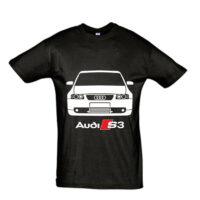 Μπλουζάκι με τύπωμα Audi S3