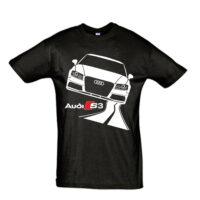 Μπλουζάκι με τύπωμα Audi S3 New Road