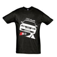 Μπλουζάκι με τύπωμα Audi S3 road