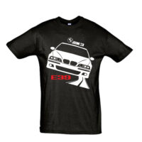 Μπλουζάκι με τύπωμα BMW E39 Road