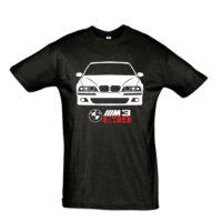 Μπλουζάκι με τύπωμα BMW E39