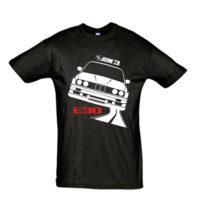 Μπλουζάκι με τύπωμα BMW M3 E30 Road