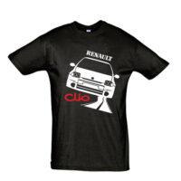 Μπλουζάκι με τύπωμα Renault Clio Road