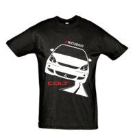 Μπλουζάκι με τύπωμα Mitsubishi colt road