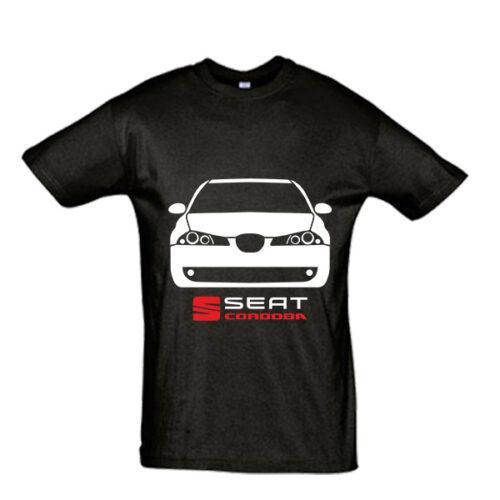Μπλουζάκι με τύπωμα Seat Cordoba