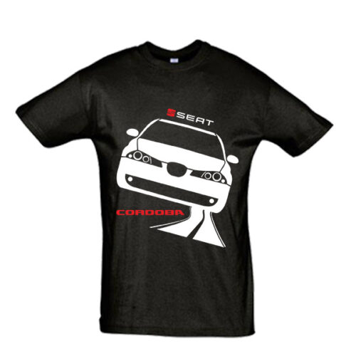 Μπλουζάκι με τύπωμα Seat Cordoba road
