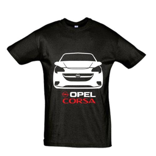 Μπλουζάκι με τύπωμα Opel Corsa