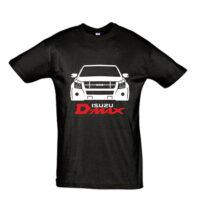 Μπλουζάκι με τύπωμα Isuzu Dmax