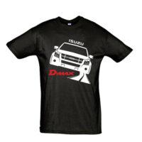 Μπλουζάκι με τύπωμα Isuzu Dmax Road