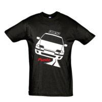 Μπλουζάκι με τύπωμα Fiat Punto 95 Road
