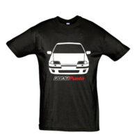 Μπλουζάκι με τύπωμα Fiat Punto 95