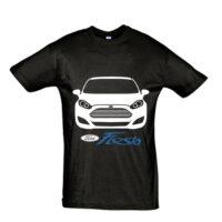 Μπλουζάκι με τύπωμα Ford Fiesta New