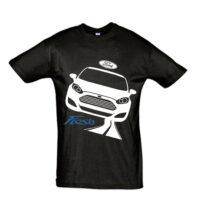 Μπλουζάκι με τύπωμα Ford Fiesta New road
