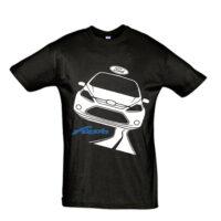Μπλουζάκι με τύπωμα Ford Fiesta road