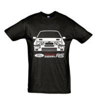 Μπλουζάκι με τύπωμα Ford Sierra Rs