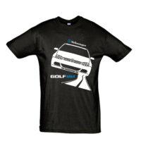 Μπλουζάκι με τύπωμα VW Golf MK4 Road