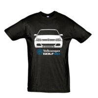 Μπλουζάκι με τύπωμα VW Golf MK4