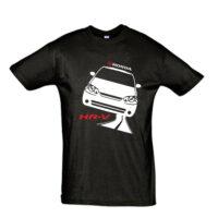 Μπλουζάκι με τύπωμα Honda HR-V Road