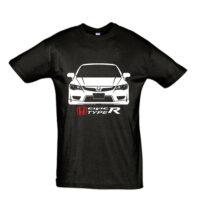 Μπλουζάκι με τύπωμα Honda Civic Type R
