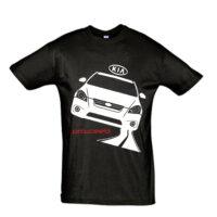 Μπλουζάκι με τύπωμα Kia Ceed road