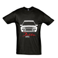 Μπλουζάκι με τύπωμα Lancia Delta