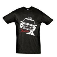 Μπλουζάκι με τύπωμα Lancia Delta Road