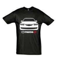 Μπλουζάκι με τύπωμα Mazda 6