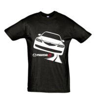 Μπλουζάκι με τύπωμα Mazda 6 Road