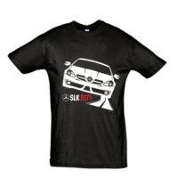 Μπλουζάκι με τύπωμα Mercedes SLK Road