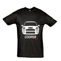 Μπλουζάκι με τύπωμα Mini Cooper