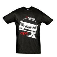 Μπλουζάκι με τύπωμα Opel Corca OPC Road