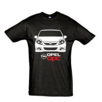 Μπλουζάκι με τύπωμα Opel Corca OPC