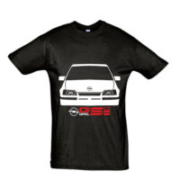 Μπλουζάκι με τύπωμα Opel Kadett GSi