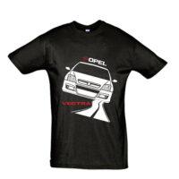 Μπλουζάκι με τύπωμα Opel Vectra Road