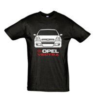 Μπλουζάκι με τύπωμα Opel Vectra