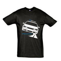 Μπλουζάκι με τύπωμα VW Passat Road