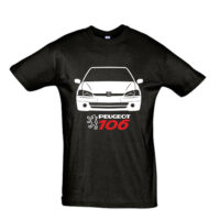 Μπλουζάκι με τύπωμα Peugeot 106
