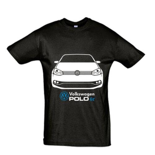 Μπλουζάκι με τύπωμα Vw Polo