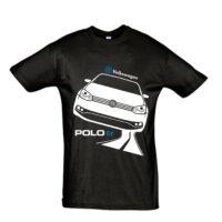 Μπλουζάκι με τύπωμα Vw Polo road