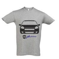 Μπλουζάκι με τύπωμα Fiat Punto
